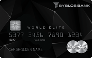 World Elite® Mastercard