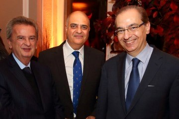 Byblos Bank Europe Welcomes the Governor of Banque du Liban in Belgium