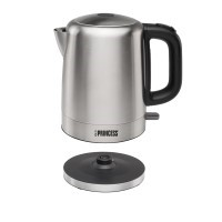 STAINLESS STEEL CORDLESS KETTLE, CODE 236001